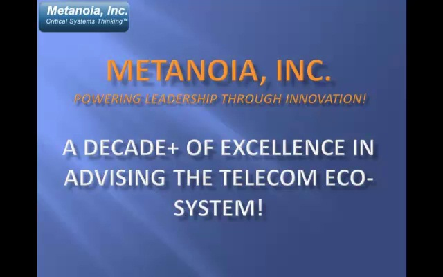 MetanoiaInc Introduction